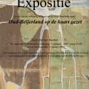 Expositie Oud-Beijerland op de kaart gezet.